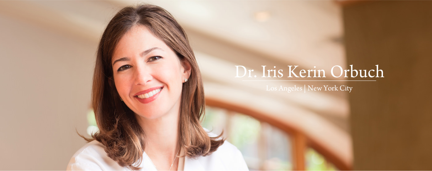 Doctor Iris Orbuch - Los Angeles California